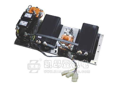 平衡叉车串励电动机控制系统