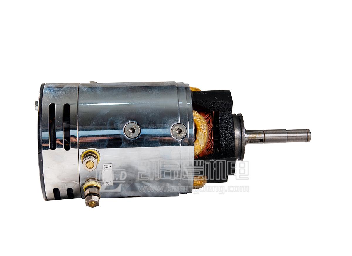 1.2KW卧式直流串励电机